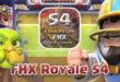 FHX Royale S4 - Приватный сервер Clash Royale v.2.0.1