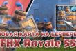 Новая карта на сервере FHX Royale S5 с боевыми рекрутами
